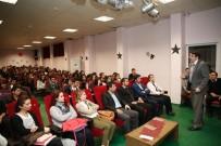SPOR SPİKERİ - Spor Spikeri Emre Tilev'den Öğrencilere Tavsiyeler