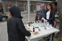 ALLAH - Uşak Ülkü Ocaklarından Üniversite Öğrencileri İçin Yardım Kermesi
