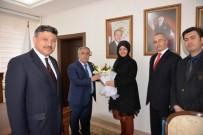 Vali Ahmet H. Nayir Açıklaması 900 Yıllık Kütüphane Geleneğimiz Var