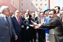 HAKAN ÇAVUŞOĞLU - Yıldırım'dan Yüksek İhtisas Hastanesi'ne Modern Kreş