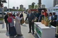FOTOĞRAF SERGİSİ - Yüzlerce Fidan Ücretsiz Dağıtıldı