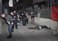 SAĞLIK EKİPLERİ - 2'Nci Kattan Düşerek Hayatını Kaybetti