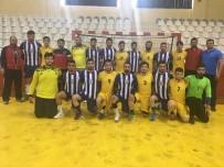 MUSTAFA TALHA GÖNÜLLÜ - Adıyaman Üniversitesi Hentbol Takımı Finale Yükseldi