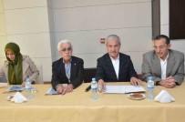 SAYGI DURUŞU - Adıyaman Üniversitesi Vakfı Olağan Genel Kurulu Yapıldı