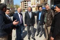 MUSTAFAPAŞA - Adnan Köşker, Sokak Sokak Referandumu Anlattı