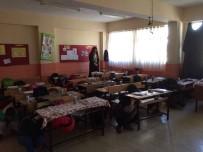 TANDOĞAN - AFAD'ın Okullardaki Afet Bilinci Eğitimleri Devam Ediyor