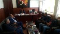 İBRAHİM ASLAN - AGAD'dan Sami Işık'a 'Hayırlı Olsun' Ziyareti