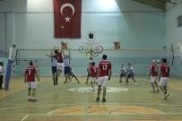 Ağrı'da Kurumlar Arası Voleybol Turnuvası Başladı