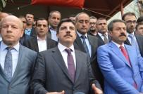 KAYIT DIŞI - AK Parti Genel Başkan Yardımcısı Yasin Aktay Şırnak'ta