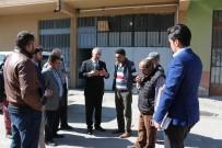 AK Parti'li Babaoğlu Esnaflardan Referandum İçin Destek İstedi