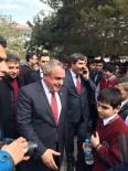 GAZYAĞı - AK Parti Muş Milletvekili Şimşek Bulanık'ta