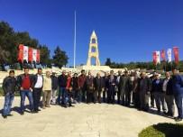 GAZİLER DERNEĞİ - Alaşehirli Gaziler Çanakkale'de
