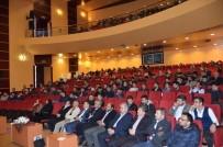 ÖĞRETIM GÖREVLISI - 'Arapça'nın İslami İlimler Üzerindeki Önemi' Konferansı