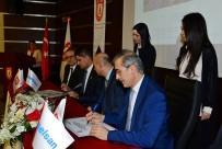 SAVUNMA SANAYİ MÜSTEŞARLIĞI - ASELSAN Ve SSM Arasında Sözleşme İmzalandı