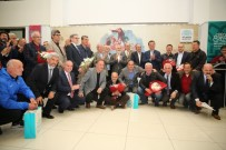 ESKIŞEHIRSPOR - 'Avni Aker'e Veda' Belgeselinin Galası Nilüfer'de Yapıldı