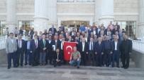 KÜLTÜR BAKANı - AYESOB, Kıbrıs'ta Eğitim Ve İstişare Toplantılarına Katıldı