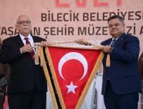 ŞEHİR MÜZESİ - Bakan Avcı, Bilecik'te 'Yaşayan Şehir Müzesi'Nin Açılışını Gerçekleştirdi
