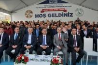 HASAN TAHSIN - Bakan Özhaseki, Gaziosmanpaşa'da Temel Atma Törenine Katıldı