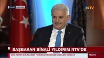 CUMHURBAŞKANı - Başbakan Yıldırım'dan 'OHAL' açıklaması