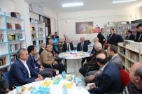 İL MİLLİ EĞİTİM MÜDÜRÜ - Başkan Altay, TYB Üyeleri İle Bir Araya Geldi