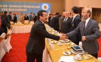SEBAHATTİN ÖZTÜRK - Başkan Atilla İstişare Toplantısını Katıldı
