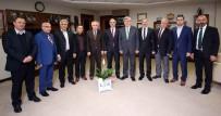 TOPLUM MERKEZİ - Başkan Karaosmanoğlu, Gümüşhane Ve Yozgatlılar İle Bir Araya Geldi