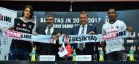 FİKRET ORMAN - Beşiktaş, Hardline İle Sponsorluk Anlaşması Yaptı