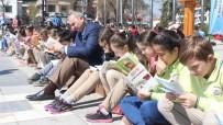 KİTAP OKUMA - Bin Öğrenci Aynı Anda Kitap Okudu