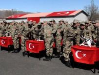 ŞEHİT AİLELERİ - Bingöl'de 223 korucu göreve başladı
