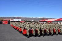 YEMİN TÖRENİ - Bingöl'de 400 Güvenlik Korucusu Yemin Ederek Göreve Başladı