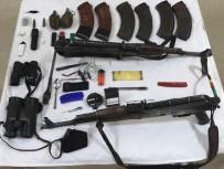 PIYADE - Bingöl'de Biri İran Uyruklu 2 Terörist Yakalandı
