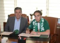 KABILIYET - Bursaspor Genç İsimle 4 Yıllık Anlaşma Sağladı