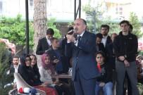 TÜRKIYE BÜYÜK MILLET MECLISI - Çalışma Ve Sosyal Güvenlik Bakanı Müezzinoğlu Gençlerle Bir Araya Geldi