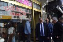 FARUK ÇATUROĞLU - Çaturoğlu, Gaziler Derneği'ni Ziyaret Etti