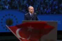 GÜZELLİK UZMANI - Cumhurbaşkanı Erdoğan Kürsüde Bakanlar Kurulu Kararını İmzaladı