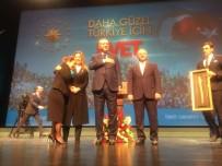 GÜZELLİK SALONU - Cumhurbaşkanı Recep Tayyip Erdoğan Güzellik Uzmanlarının Beklediği İmzayı Attı