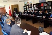 MURAT DURU - Develi'de İlçe Güvenlik Danışma Kurulu Toplantısı Yapıldı