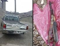 KALAŞNIKOF - Lice'de PKK'lı teröristlere operasyon