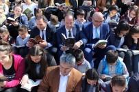 KİTAP OKUMA - Edirne'de Caddede Kitap Okudular