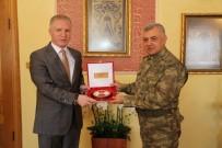 PIYADE - EDOK Komutanı Korgeneral Bekiroğlu'ndan Vali Gül'e Ziyaret