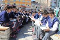 KİTAP OKUMA - Elazığ'da 'Sessiz Kitap Okuma' Etkinliği