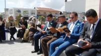 KİTAP OKUMA - Erciş'te Kitap Okuma Etkinliği