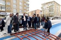KANAL PROJESİ - Fahri Kayahan'da Çalışmalar Son Noktaya Geldi