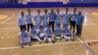 ANADOLU LİSESİ - Futsal Grup Maçları Aydın'da Tamamlandı