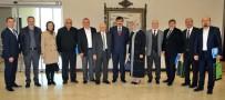 KALİFİYE ELEMAN - Gaziantep Sanayi Odası (GSO) Ve Kocaeli Sanayi Odası Ortak Komite Toplantısı, Gaziantep'te Yapıldı