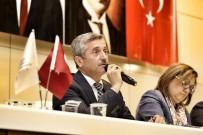 ŞAHINBEY BELEDIYESI - Gaziantep'te Muhtarlara Referandum Süreci Anlatıldı