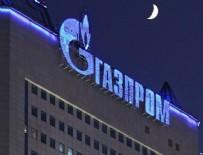DOĞALGAZ - Gazprom'dan flaş açıklama!