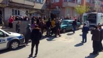 SAĞLIK EKİPLERİ - Genç kadının sır intiharı!