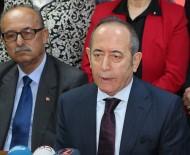 AKİF HAMZAÇEBİ - Hamzaçebi Açıklaması 'Referandumdaki Oyların Siyasi Parti Tercihiyle İlgisi Yoktur'