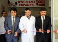 ECZACI ODASI - Harran Üniversitesinde Temsili Eczane Ve Majistral Laboratuvarı Açıldı